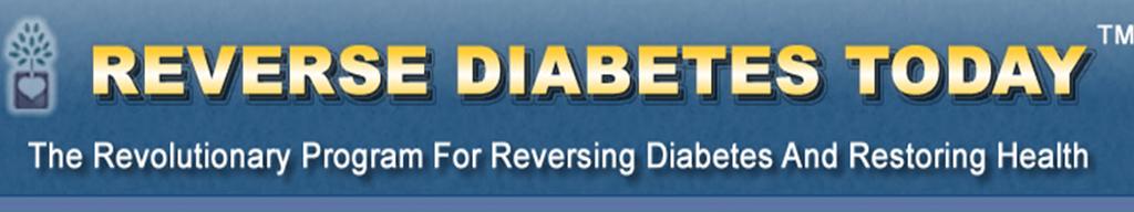 Bildresultat för reverse diabetes today banners